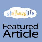 featured article on stalbanslife