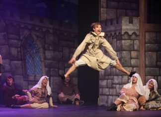 spamalot alban arena st albans