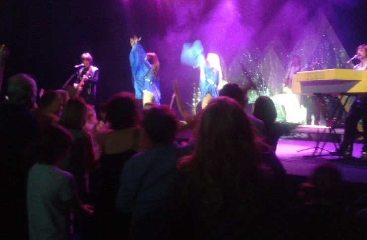 Abba Forever Live