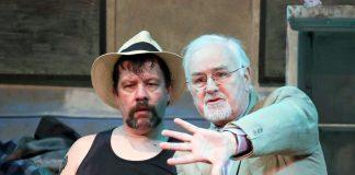 jerusalem abbey theatre review