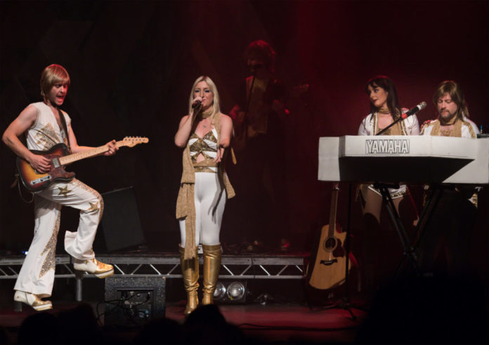 Abba Forever stage shot