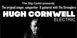 hugh cornwell tour dates image